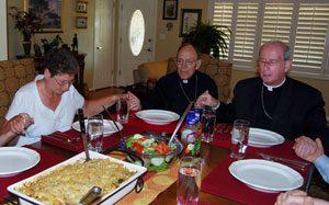 Lunch-Prayer