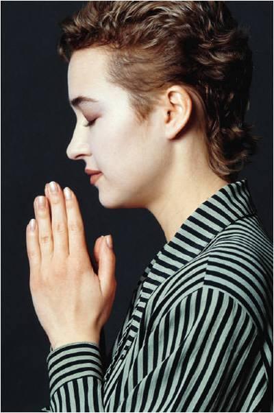 Praying_youth