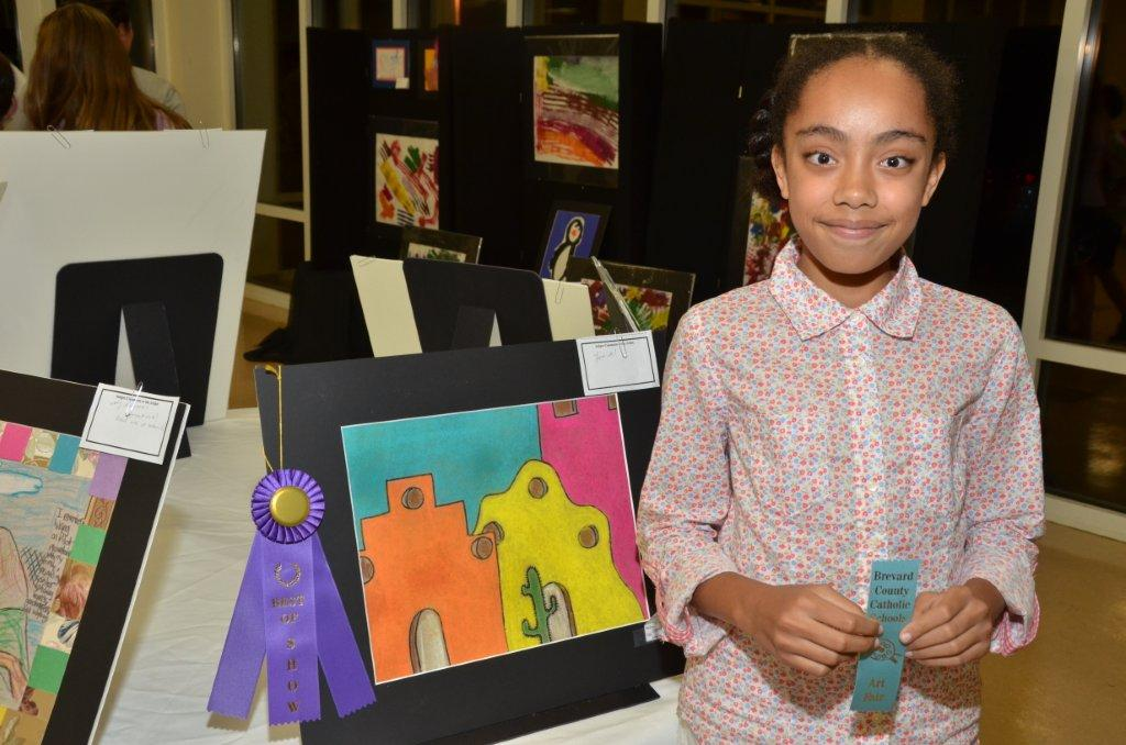 Aisha Thomas Art Bestofshow