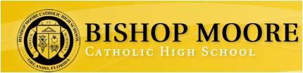 Bishop Moore logo