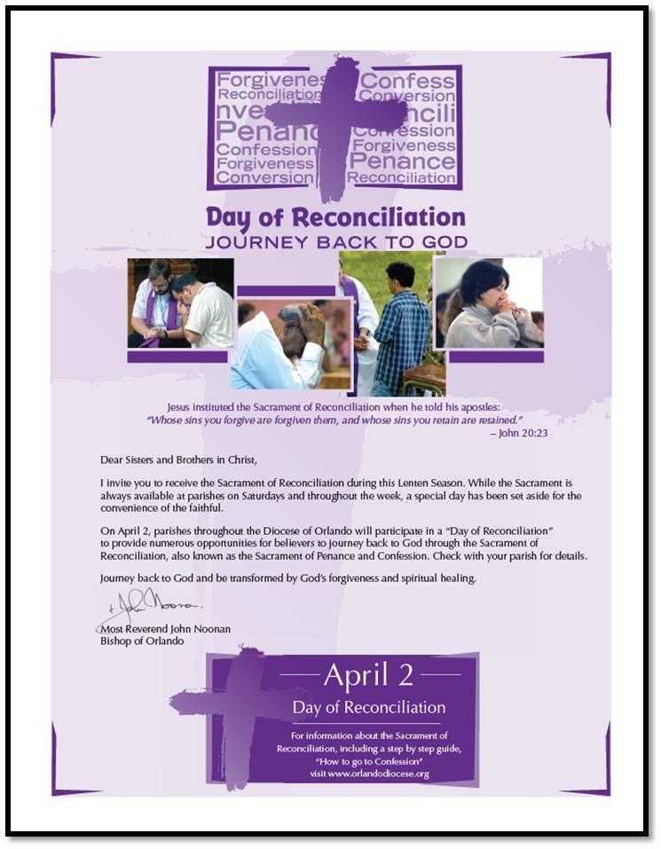 Reconciliation flyer thumbnail