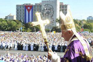 cuba pope 2012