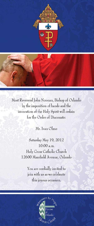 deacon ordination 2012