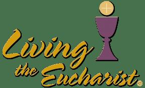 eucharist livingthe logo