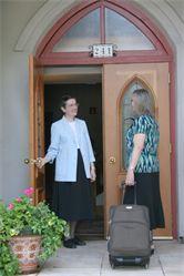 vocation retreat ssj