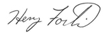 Fortier Signature