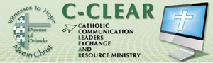 c clear logo