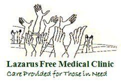 lazarus freemedclinic logo