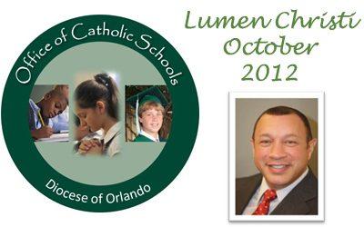Lumen Christi Newsletter October 2012