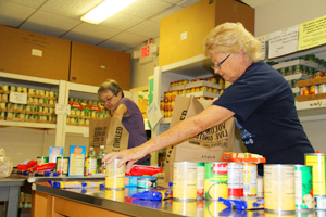 Catholic Charities Special Collection Provides Life Changing Help