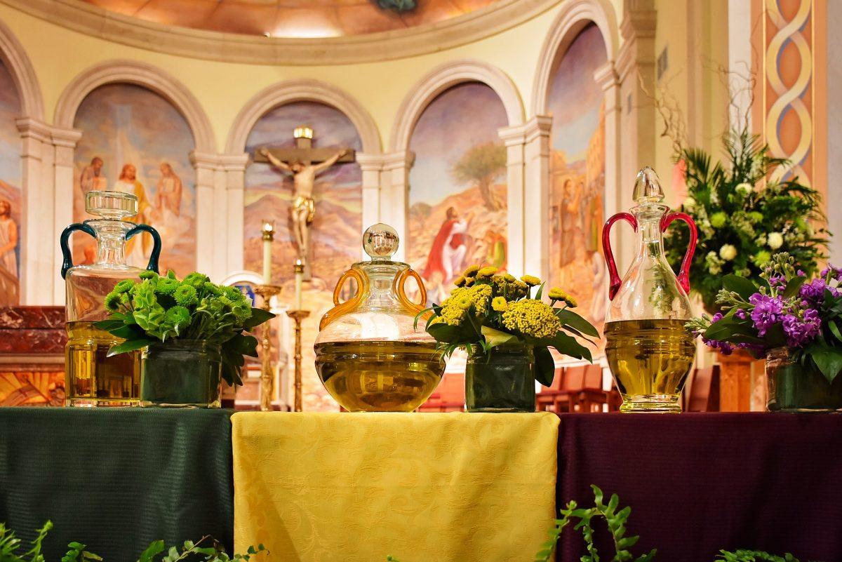Rites and Sacraments