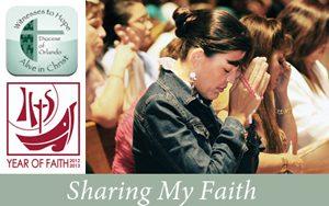 sharing My Faith 2