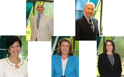 Welcome to Our New Principals!