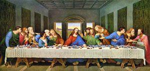 The Last Supper Restored Da Vinci-20131018 300