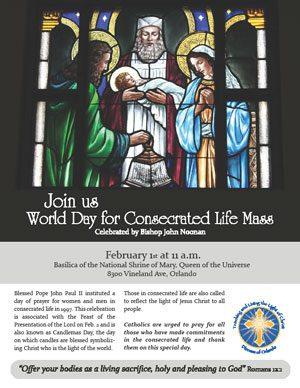 worldDayConsecratedLife20140110