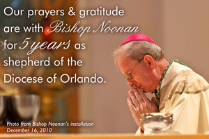 We Pray with Gratitude