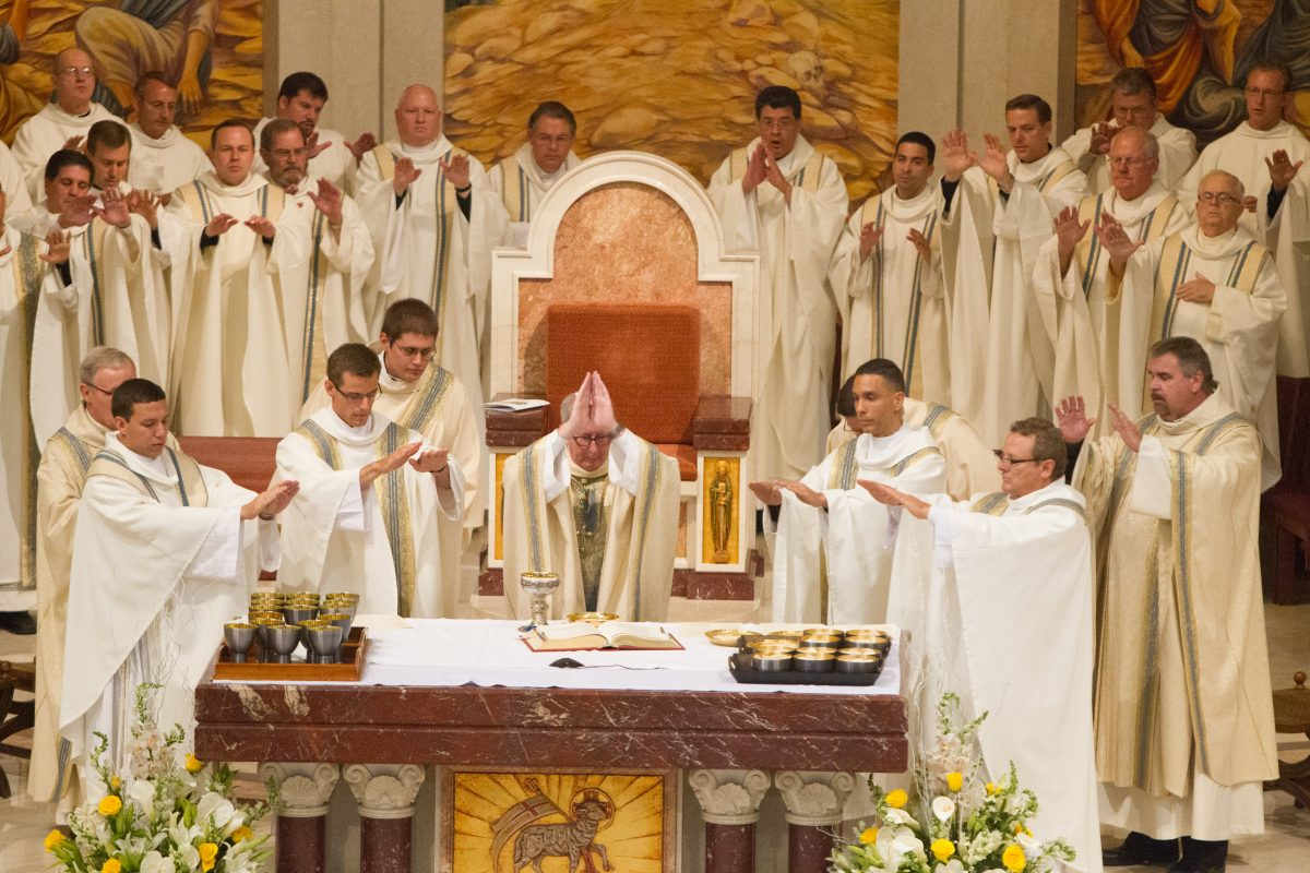 Priests Diocese Of Orlando Florida