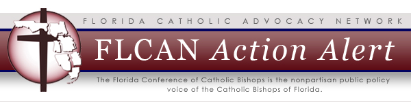 FLCAN action alert banner