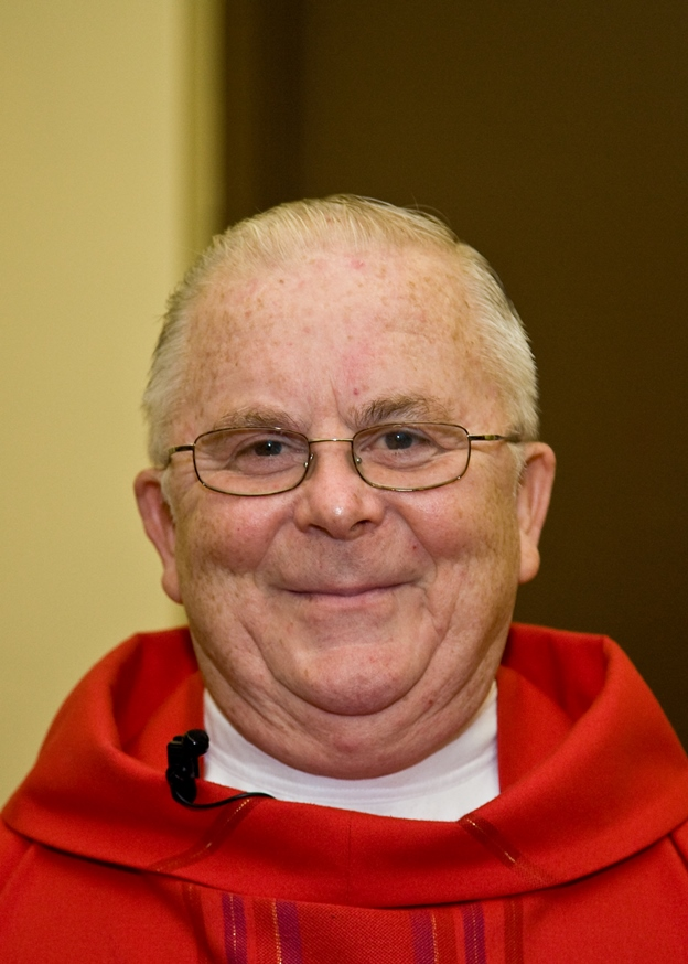 Remembering Father John McCormick