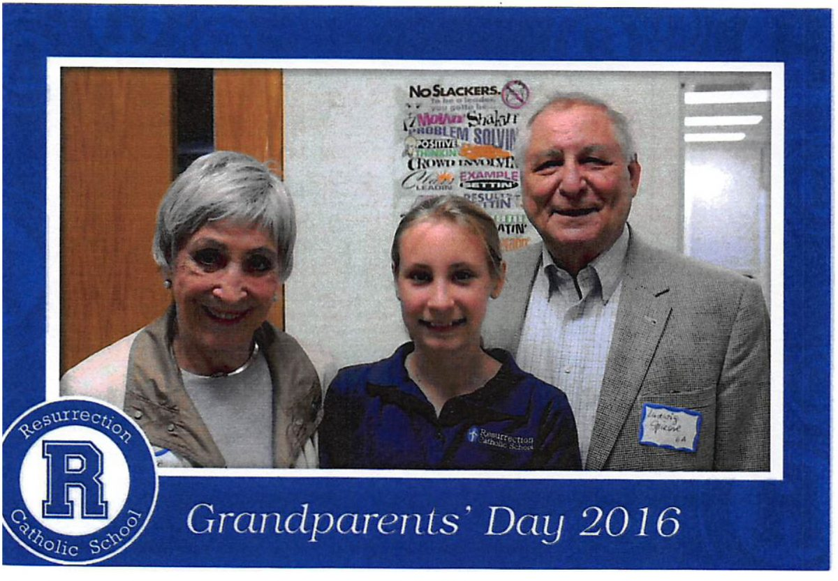 A Day to Honor Grandparents