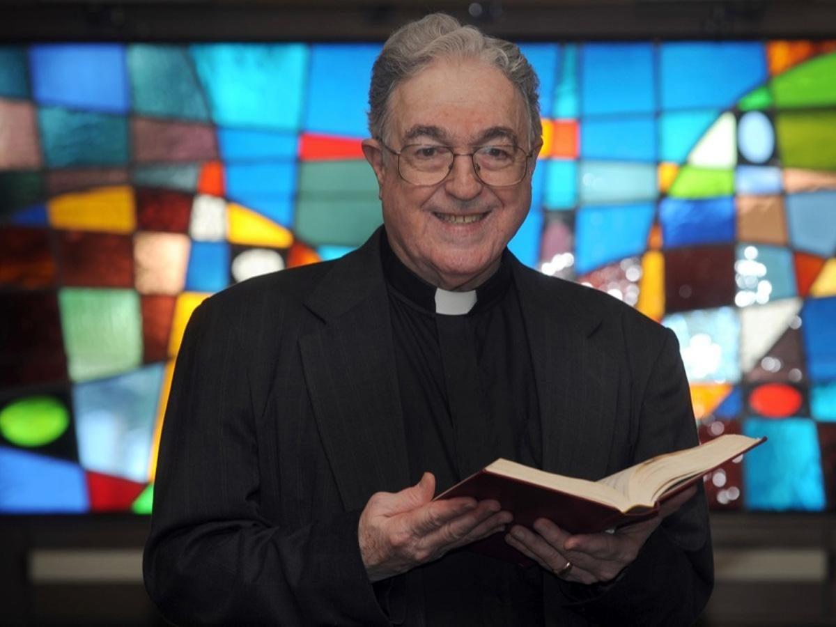 Beloved Priest is Called Home