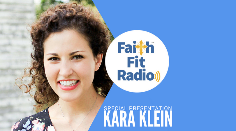 "New from Faith Fit: ""Joy of the Feminine Heart"" with Kara Klein"