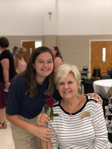 Honoring grandparents