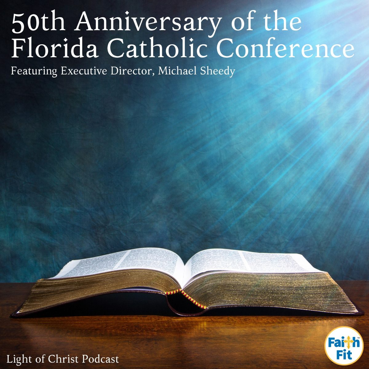 #10: The 50th Anniversary of the Florida Catholic Conference (FCC) with Michael Sheedy