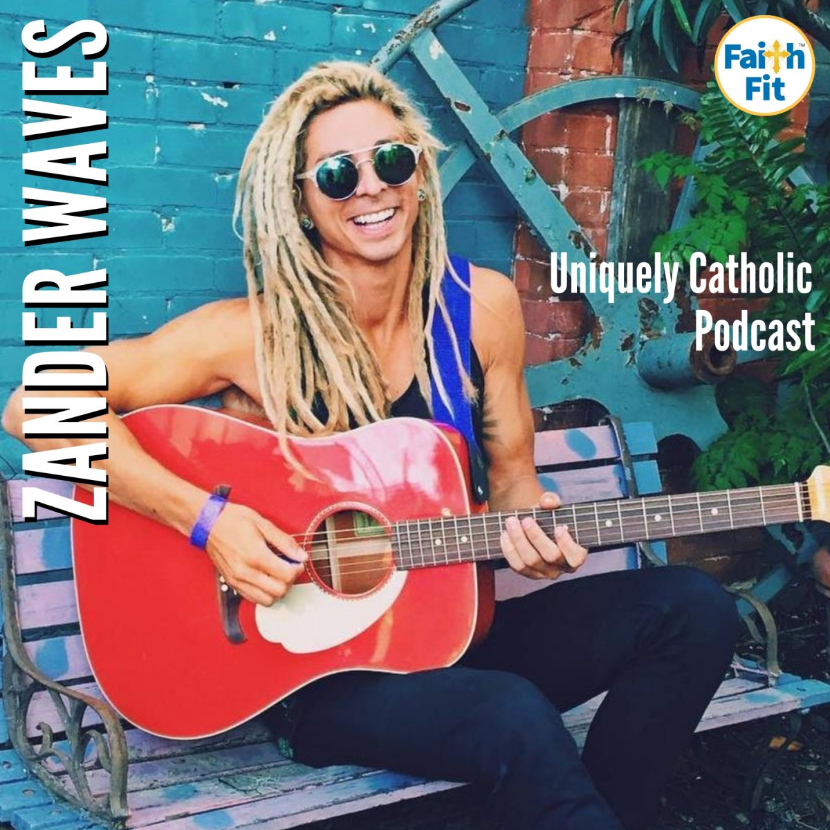 #29: A Vibrancy of Faith with Zander Waves