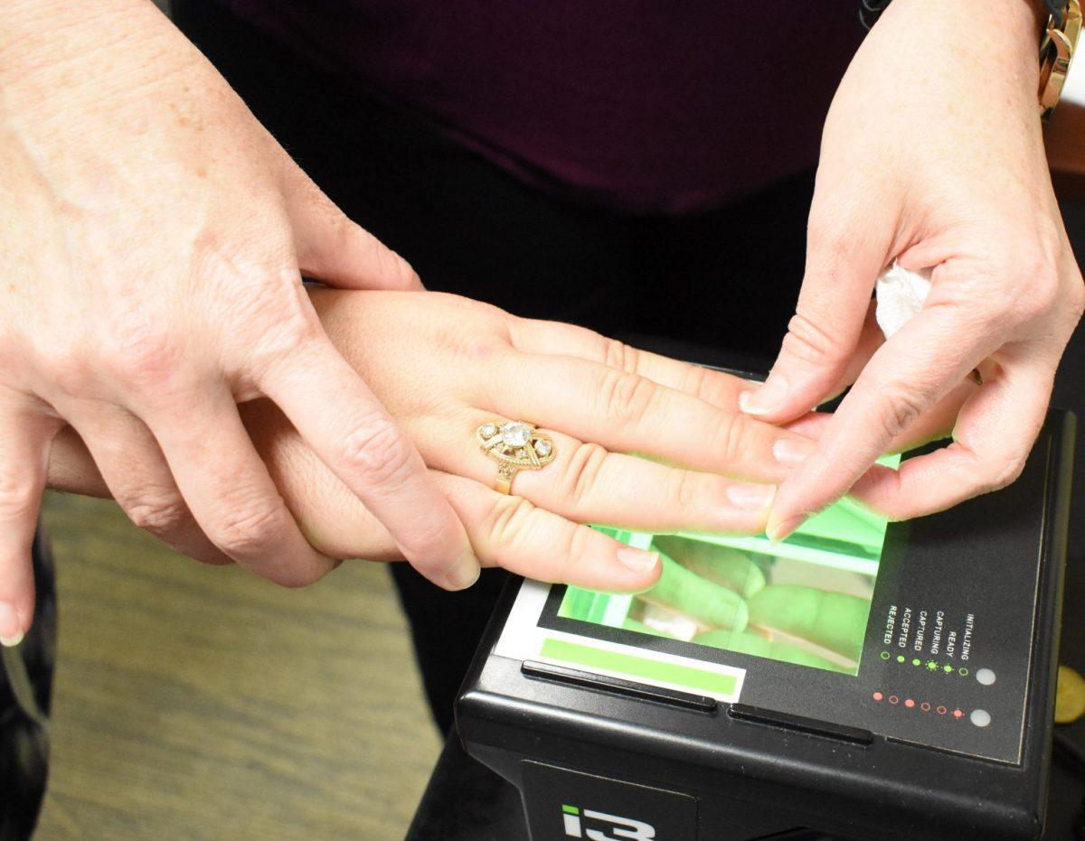 Register for Safe Environment Training & Fingerprinting