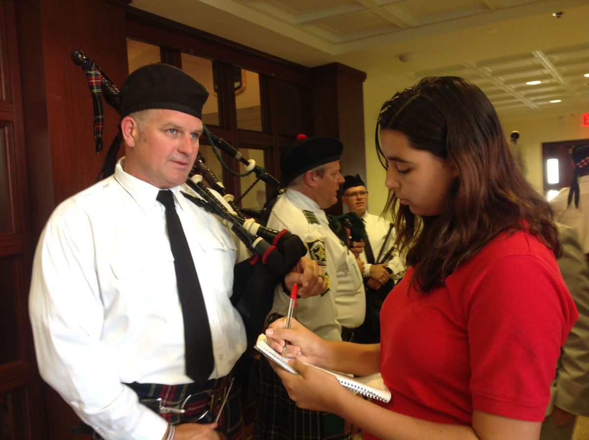 First responders honored at Blue Mass