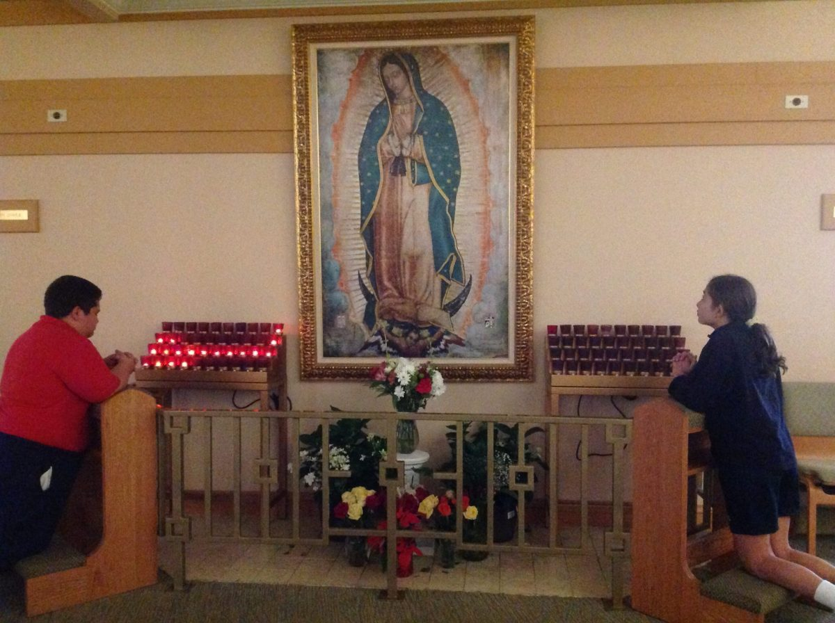 Our Lady of Guadalupe waits with us in Advent
