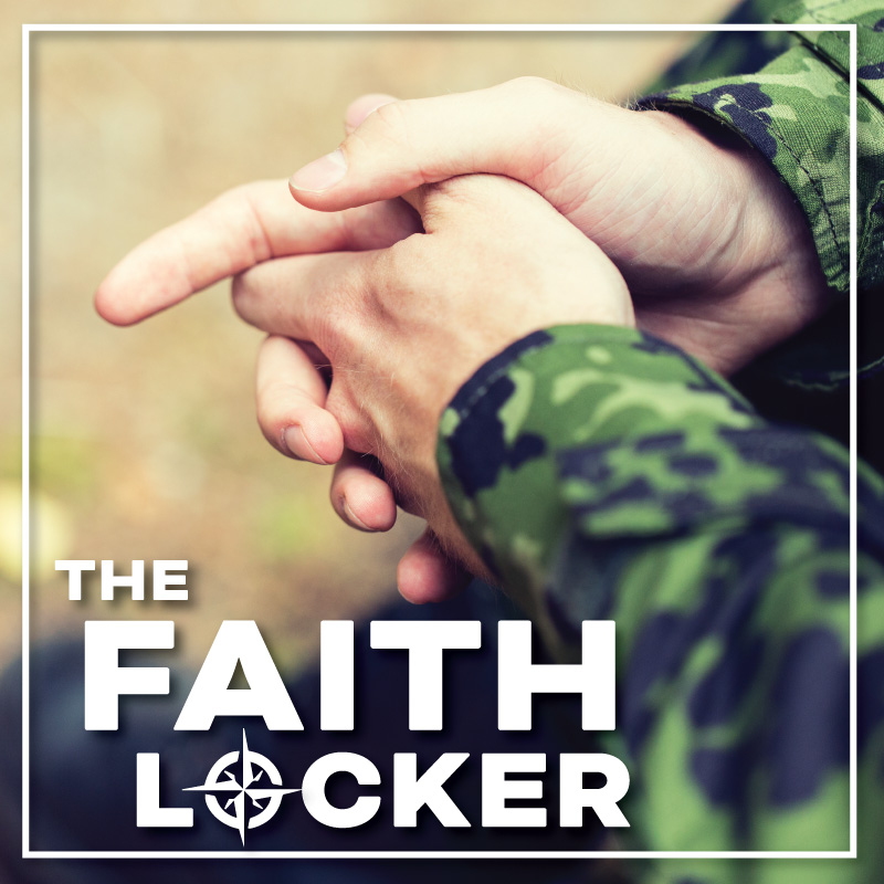 #1: Welcome to The Faith Locker