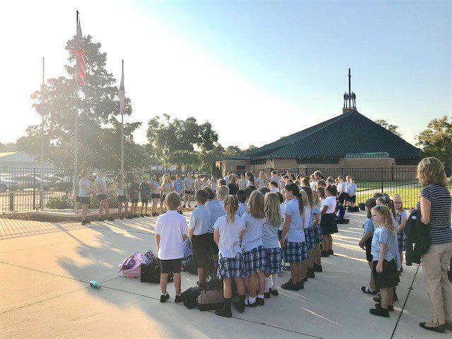 Growing in Catholic identity through prayer