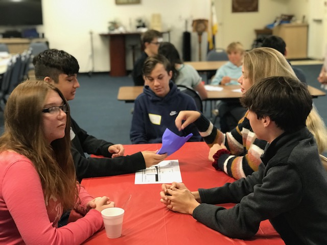Catechesis prepares students for Sacrament of Confirmation