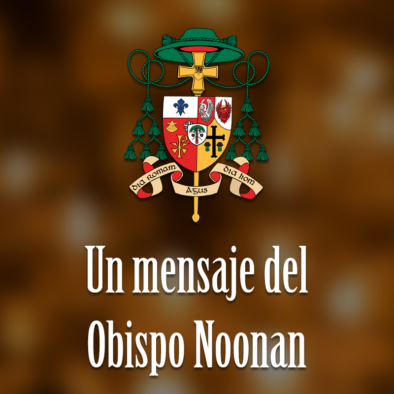#21: Un mensaje del Obispo Noonan