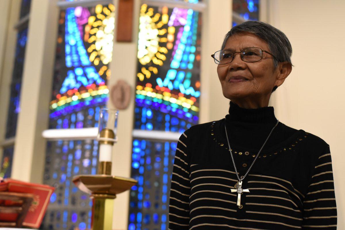 Sr. Deling Fernando: Living to glorify God