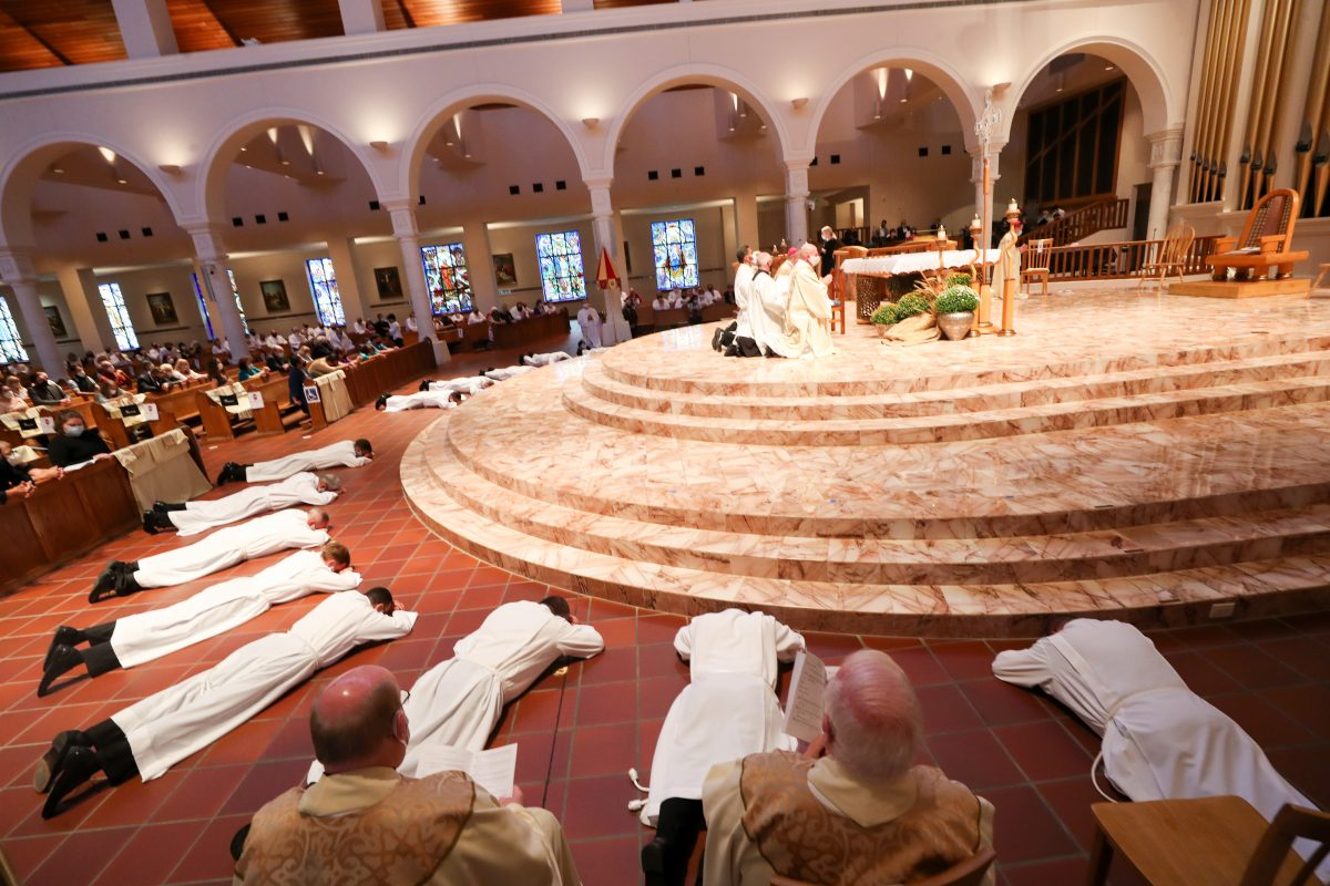 Deacon Ordination 2020
