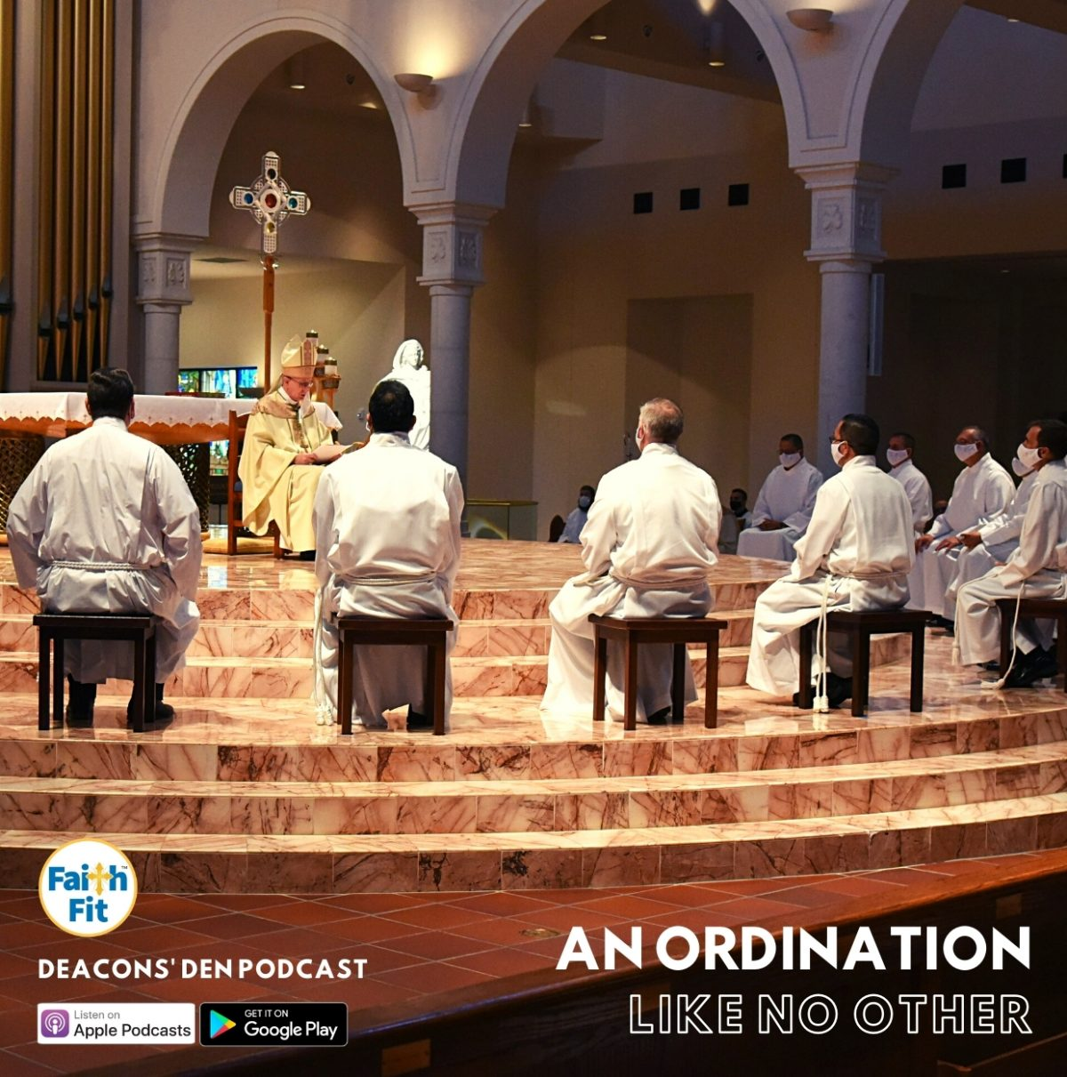 #6: An Ordination Like No Other