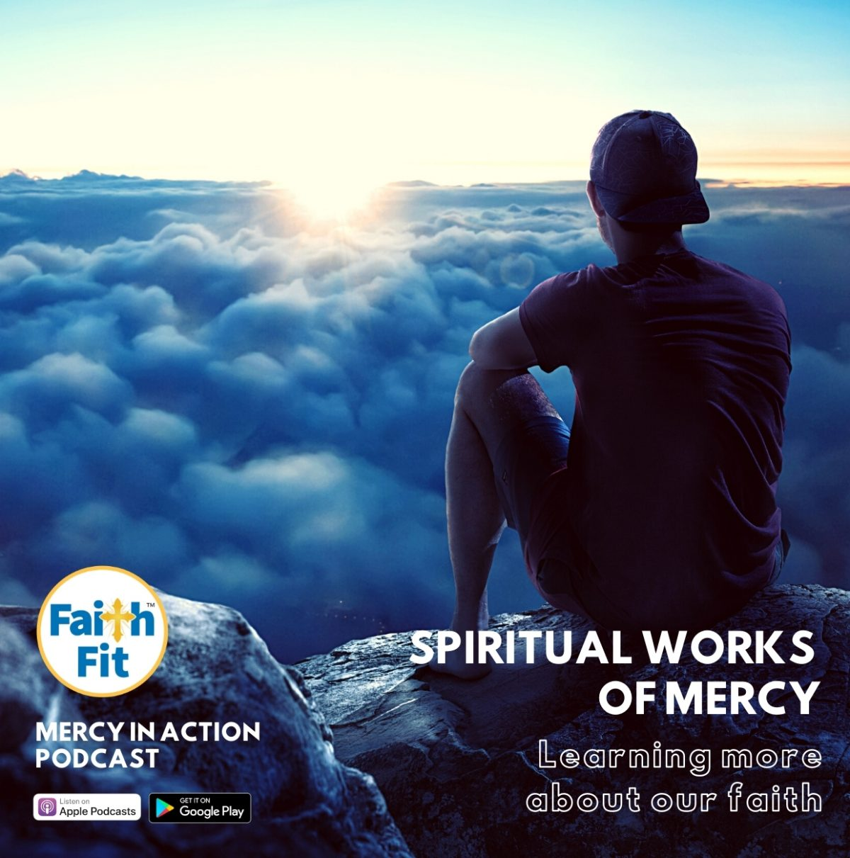 #18: Spiritual Works Of Mercy: Learning more about our faith