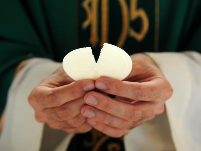 #20: Eucharist, Christ the King