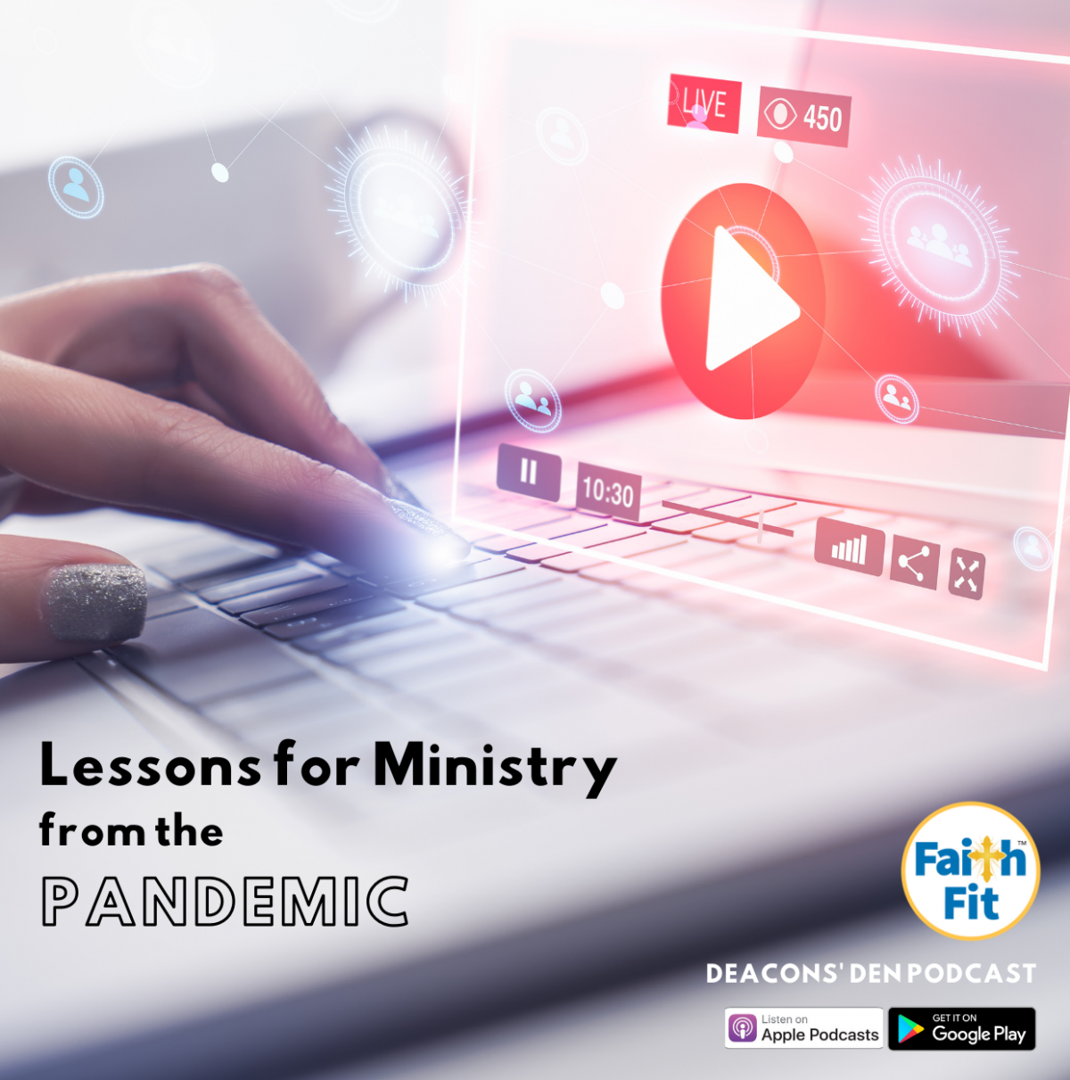 #8: Lessons For Ministry From The Pandemic