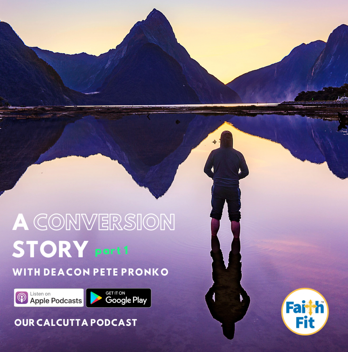 #9: A Conversion Story part 1 with Deacon Pete Pronko