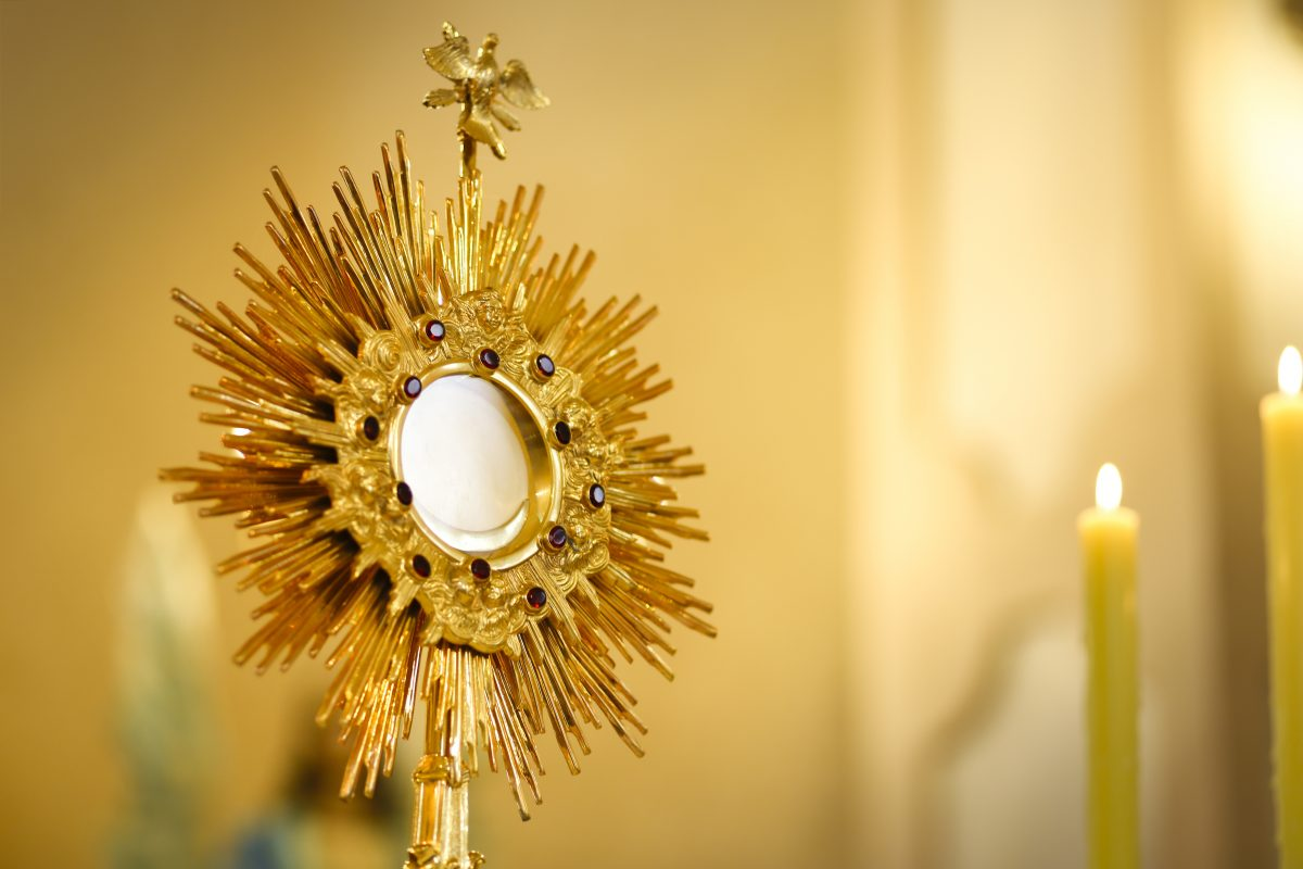 #30: Eucharist Body And Blood Of Christ
