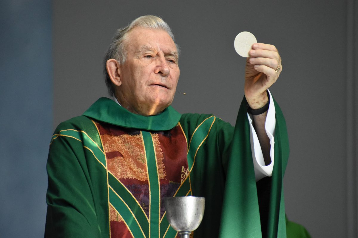 Pastor retires after six decades planting seeds of faith