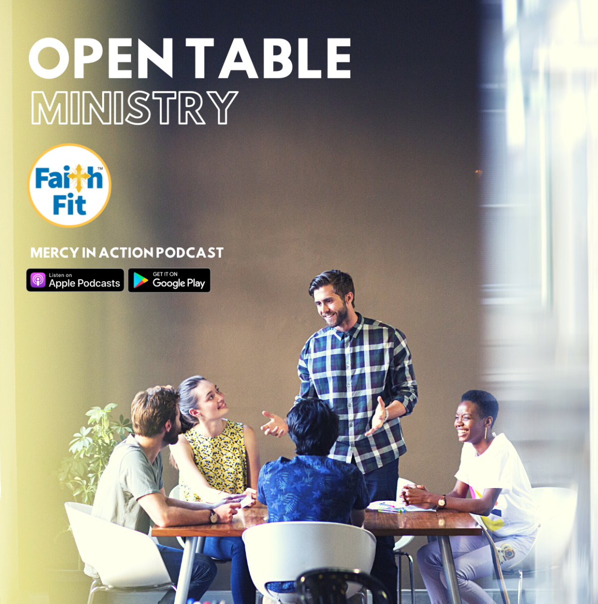 #23: Open Table Ministry